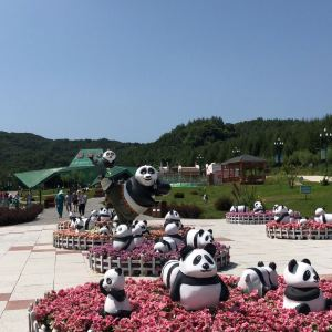 亚布力熊猫馆旅游景点攻略图