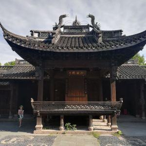 梅竹山庄旅游景点攻略图