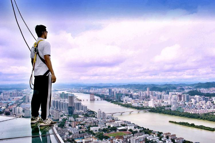Liuzhou Yunding Sightseeing2