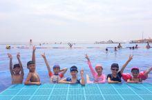 上海周边私享3.5公里蔚蓝海岸线的亲子酒店