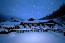 中国最美10大雪景