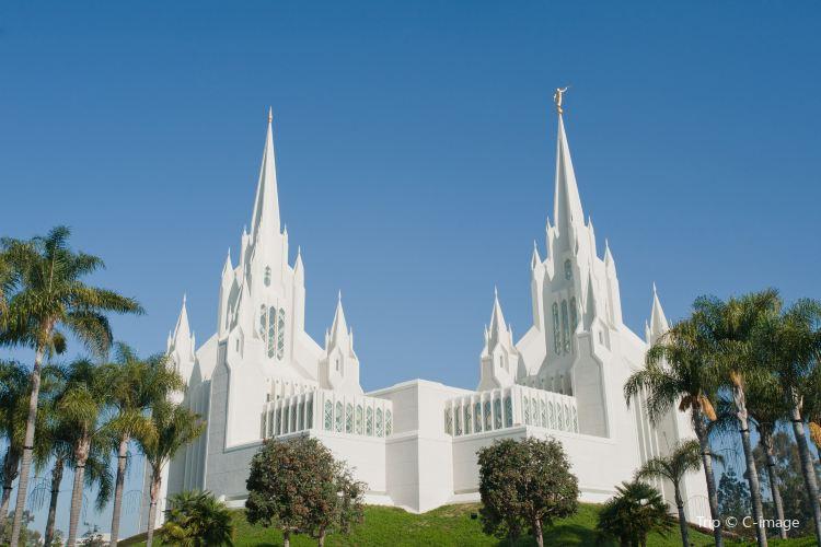 聖地亞哥摩門教堂1