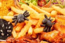 黑暗料理为了万圣节又重出江湖了,现在就去吃!