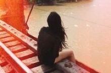 一个人说走就走一个人放飞心情。
