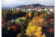 #瓜分10000元#札幌中岛公园的秋色