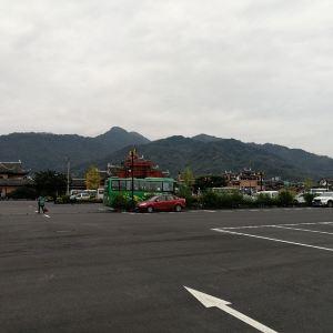 峨眉山旅游景点攻略图