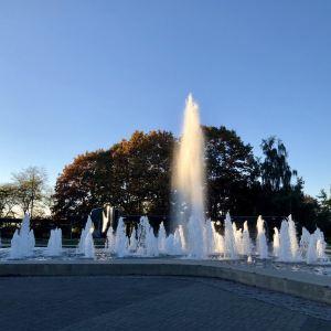 伊丽莎白女王公园旅游景点攻略图