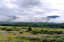 雨后的那拉提草原 那拉提草原又名巩乃斯草原,在新源那拉提镇东部,距伊犁新源县城约110.0公里,位于