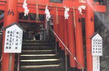 每一座城都有一处稻荷神社