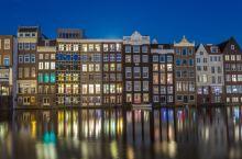 阿姆斯特丹城市风光
