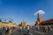 莫斯科的红场,一场fifa之旅