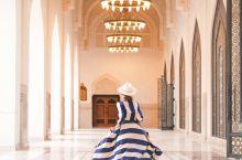 ins网红不会告诉你的拍照点:多哈国家清真寺