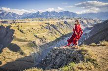 新疆红山大峡谷,大地的鬼斧神工