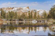 新疆阿克苏,除了苹果,更少不了绝世美景