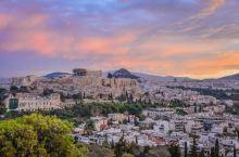 众神之殿,雅典卫城