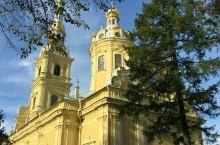 圣彼得堡之源——彼得保罗要塞