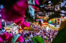 桂林旅行—必打卡的阳朔西街