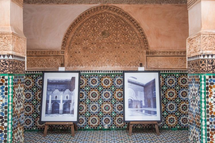Mosque of Ben Youssef2
