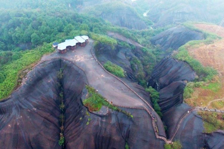 Feitian Mountain National Geological Park4