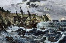 哥伦布的航海远行,发现新大陆