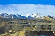 #12月去哪儿#到祁连山脚下的乌鞘岭滑雪场来滑雪吧!