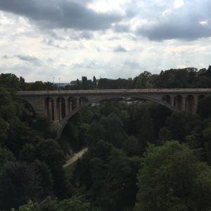阿道夫大桥旅游景点攻略图