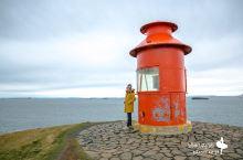 #城市俯瞰# 远眺冰岛斯蒂斯基霍尔米