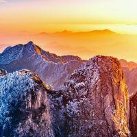 黄山风景区图片