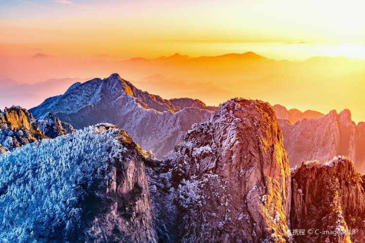 Huangshang Mountain2