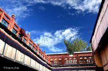 到西藏第一佛堂昌珠寺看文成公主真迹