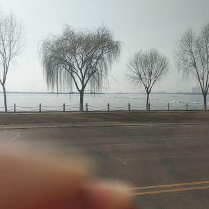 星海湖旅游景点攻略图
