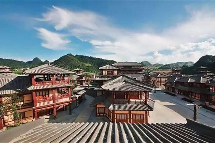 Duyun Qin and Han Studio City1