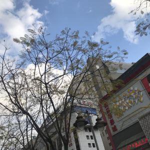 南屏步行街旅游景点攻略图