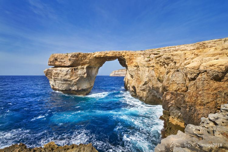 Azure Window Ruins1