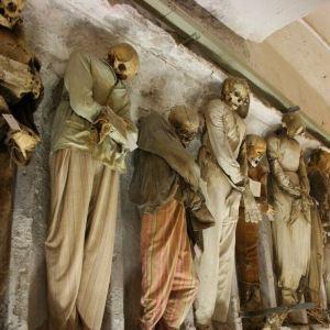 卡普奇尼地下墓穴旅游景点攻略图