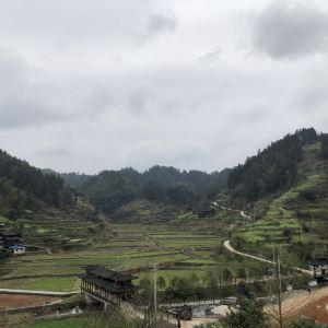 地笋苗寨旅游景点攻略图