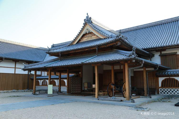 사가현립 사가 성 혼마루 역사관1