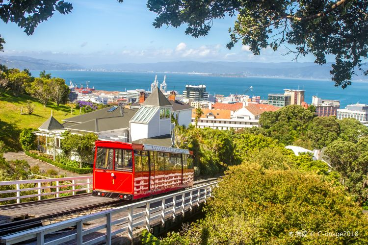 Wellington Cable Car2