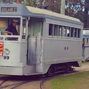 布里斯班电车博物馆旅游景点攻略图