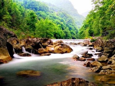 Zhangbucangzi Stone Scenic Spot