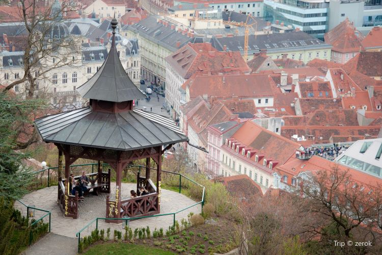 City of Graz – Historic Centre and Schloss Eggenberg1