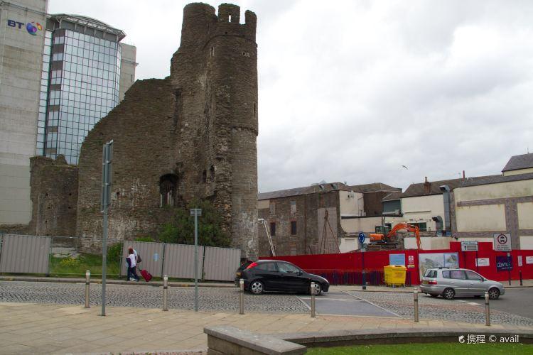 Swansea Castle1