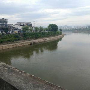屯溪老大桥旅游景点攻略图