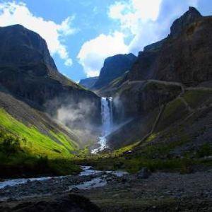 长白瀑布旅游景点攻略图