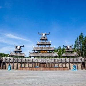 抚松游记图文-夏日避暑,周末去长白山脚下的讷殷古城,探寻全国仅存的女真部落古城