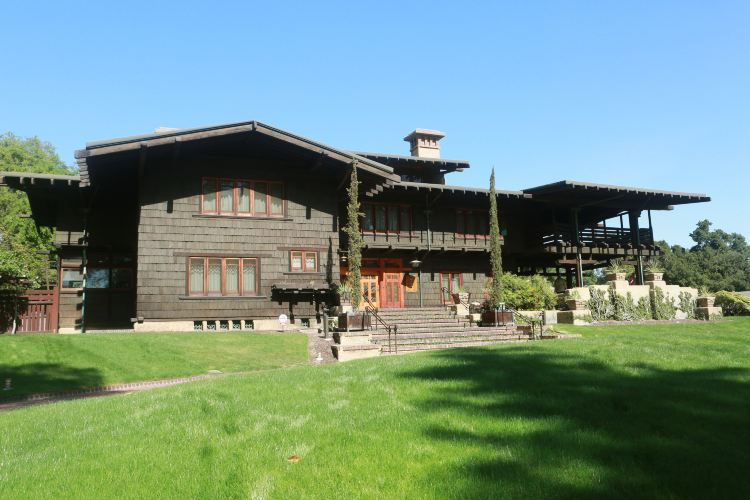 The Gamble House1