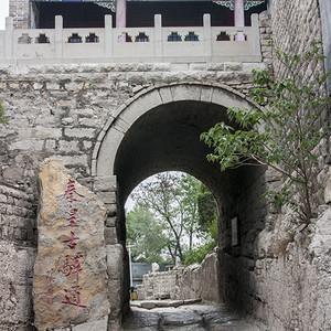 偏关游记图文-我的长城名关行(晋察冀段)二
