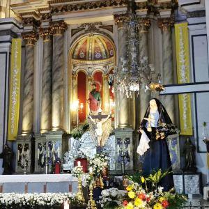 马尼拉大教堂旅游景点攻略图