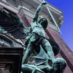 北门圣米迦勒堂旅游景点攻略图