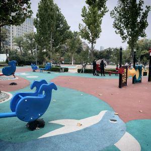 悦海公园旅游景点攻略图